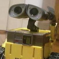 WALL-E and R.O.B.