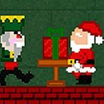 Santa's Gift Grab