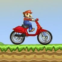 Mario Bros. MotoBike