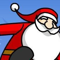Slingshot Santa
