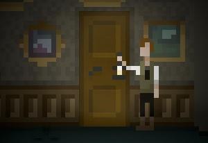 The Last Door, Capítulo 1: La Carta