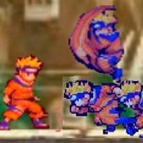 Naruto Twin Combat