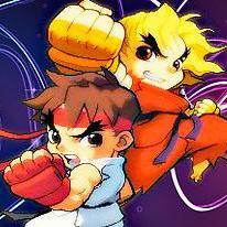 Street Fighter Creation