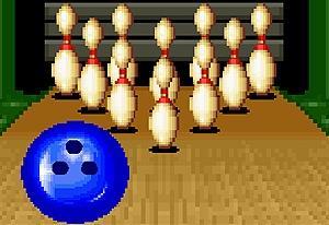 SNK League Bowling