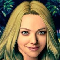 Amanda Seyfried True Make up