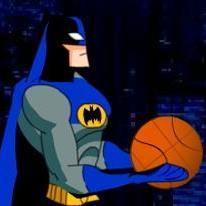 Batman I Love Basketball