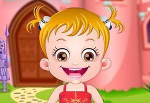 Baby Hazel: Princess Makeover
