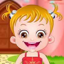 Baby Hazel: Princess Makeover