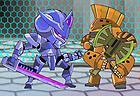 Robot Duel Fight