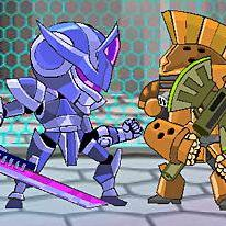 Robot Duel Fight