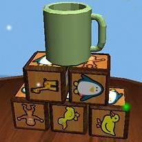 Coffee Mug Block Removal