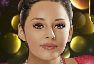 Keeley Hazell Makeover