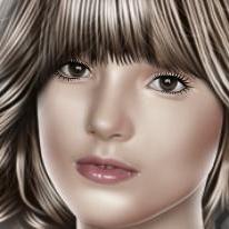 Bella Throne Makeup