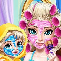 Ice Queen Mommy Real Makeover