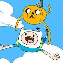 Adventure Time: Jake and Finn's Candy Dive