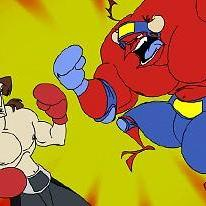 Counter Punch Flash