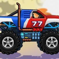 Monsters Wheels HD