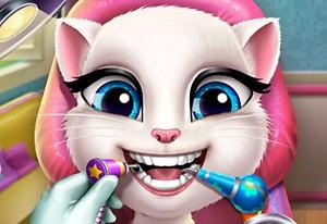 Kitty Real Dentist