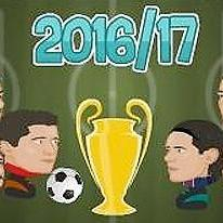Football Heads: Champions League 2016/2017
