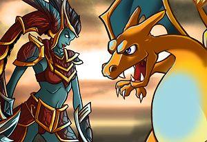 Pokemon League Of Legends Juega Gratis Online En Minijuegos