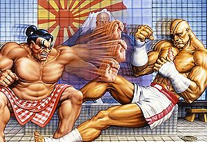 Street Fighter 2 Turbo