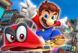 Super Mario Odyssey Em Minijogos Com Br