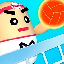 Volleyball Battle & Volley beans