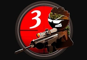 Sniper Assassin 3: Stickman
