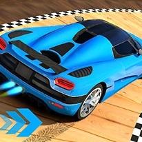 Ramp Car Stunts Racing Impossible Tracks 3D