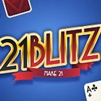 21 Blitz: Make 21