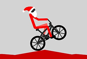 Wheelie Bike: Challenge Xmas
