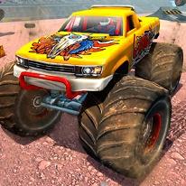 Real Simulator Monster Truck