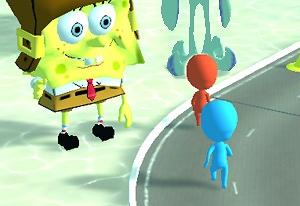 Fun Race: SpongeBob World