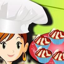 Sara's Cooking Class: Cherry Cupcake