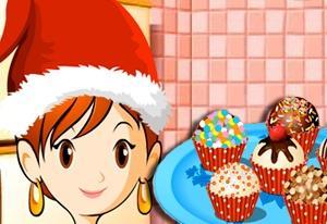 Sara's Cooking Class: Christmas Cake Balls