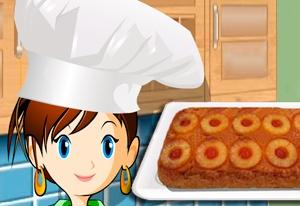 Sara s Cooking Class: Pineapple Upside Down Cake