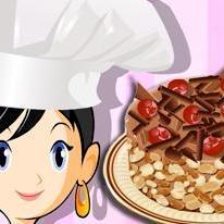 Sara s Cooking Class : Chocolate Cake
