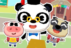 Dr.Panda School