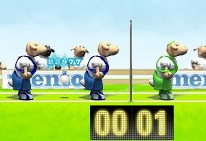 Sheep Volley