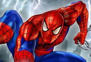 Spider Man City Raid - Juega gratis online en Minijuegos
