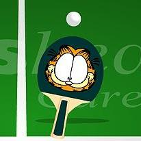 Garfield s Ping Pong